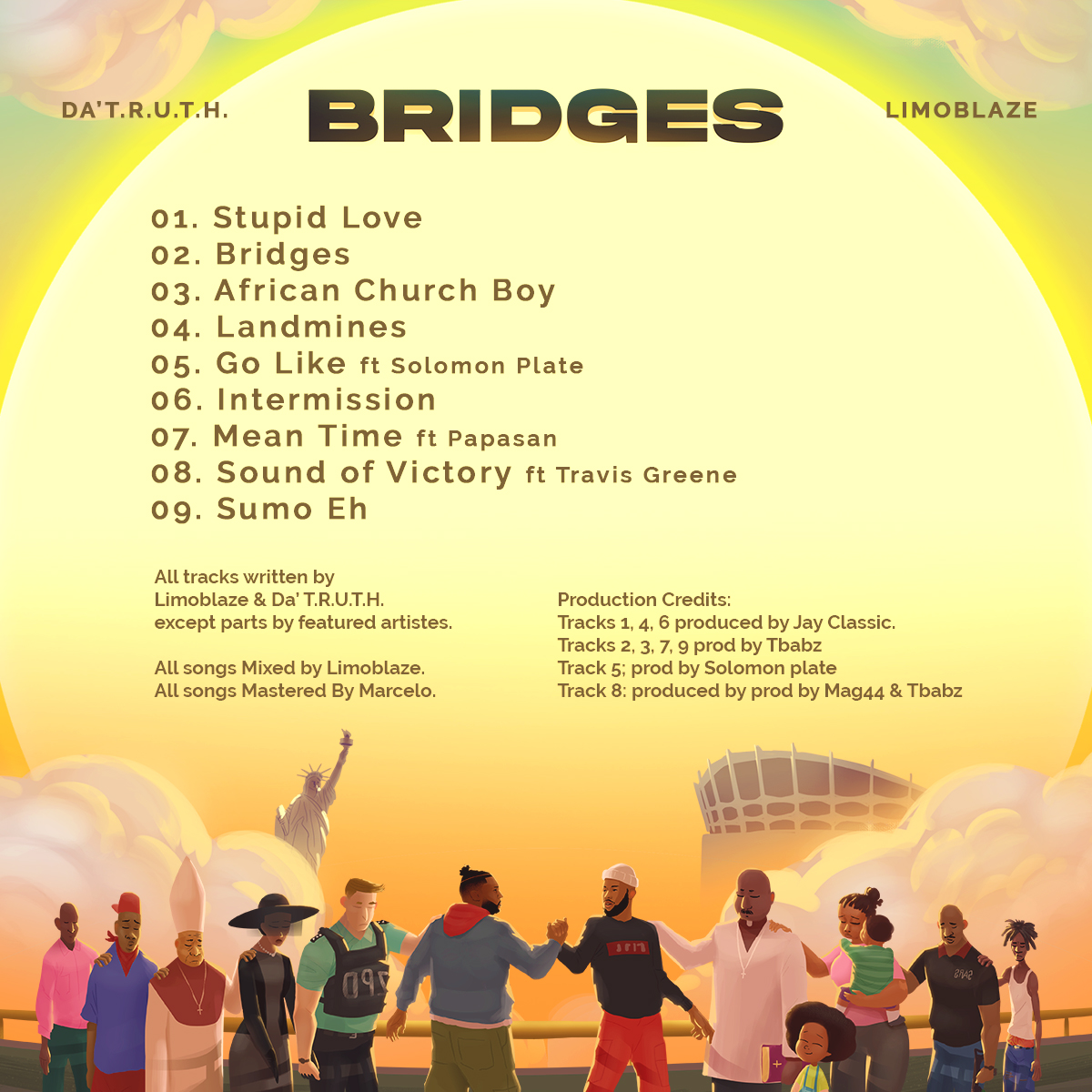 Bridges Tracklist
