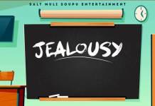 Drimz - Jealousy (Prod. Kekero & Shenky)