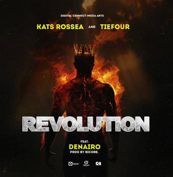 Kats Rossea & Tie Four ft. Denairo - Revolution