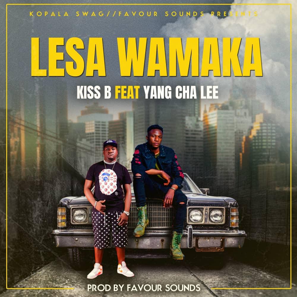 Kiss B Sai Baba ft. Yang Cha Lee - Lesa Wamaka