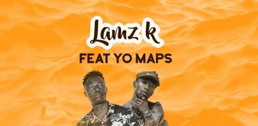 Lamz K ft. Yo Maps - Nkalata