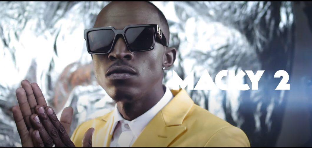 Macky 2 ft. Roberto - Ma Lucky (Official Video)