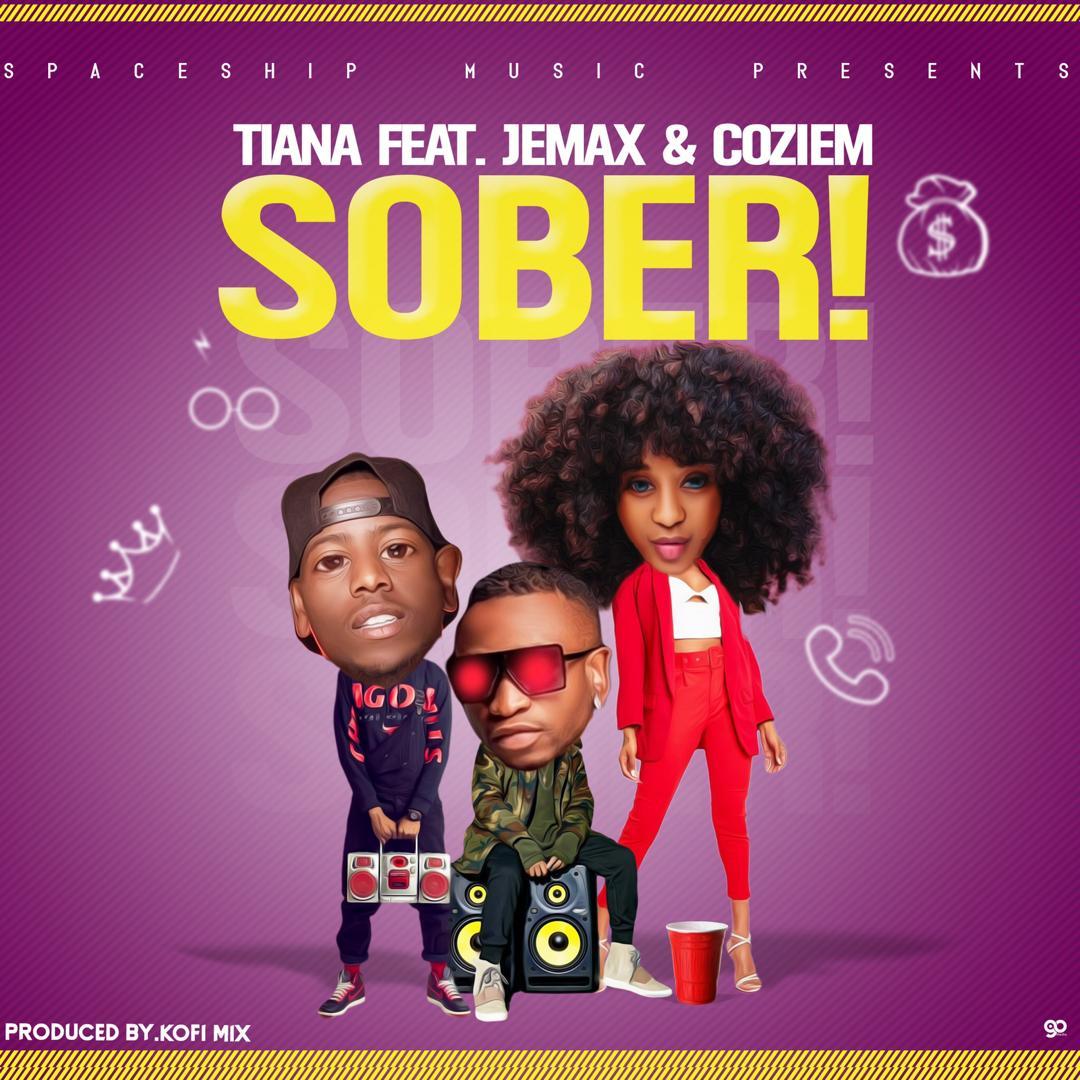 Tiana ft. Jemax & Coziem - Sober