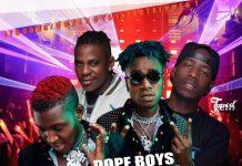 Dope Boys ft. Rich Bizzy & Jemax - Ichila