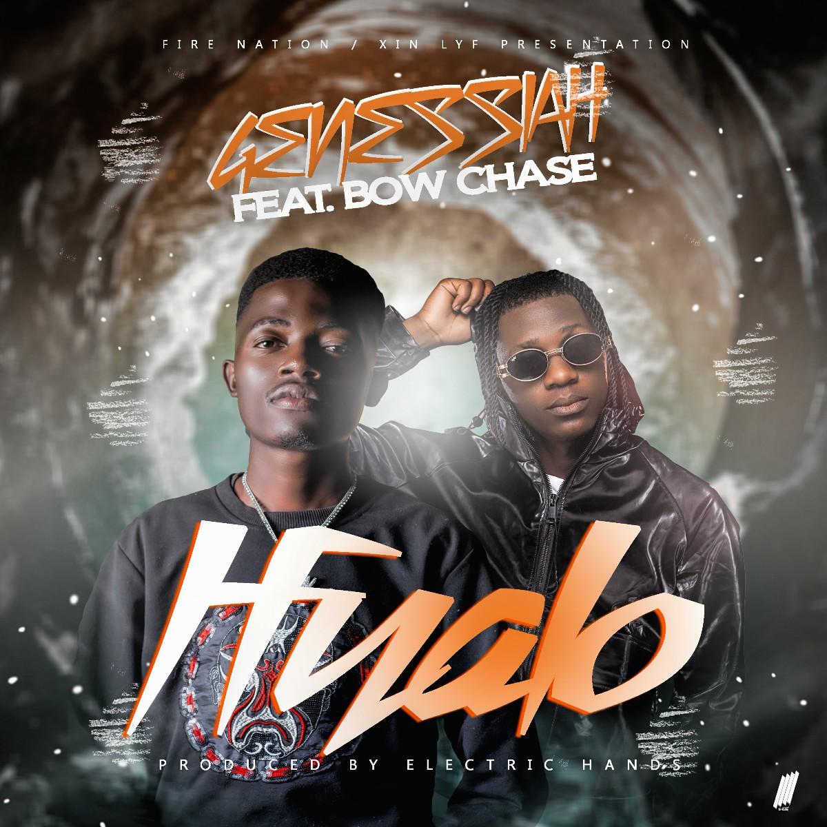 Genessiah ft. Bow Chase - Ifyalo