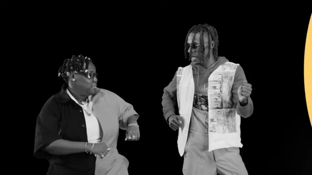 Krizbeatz ft. Teni - African Time (Official Video)