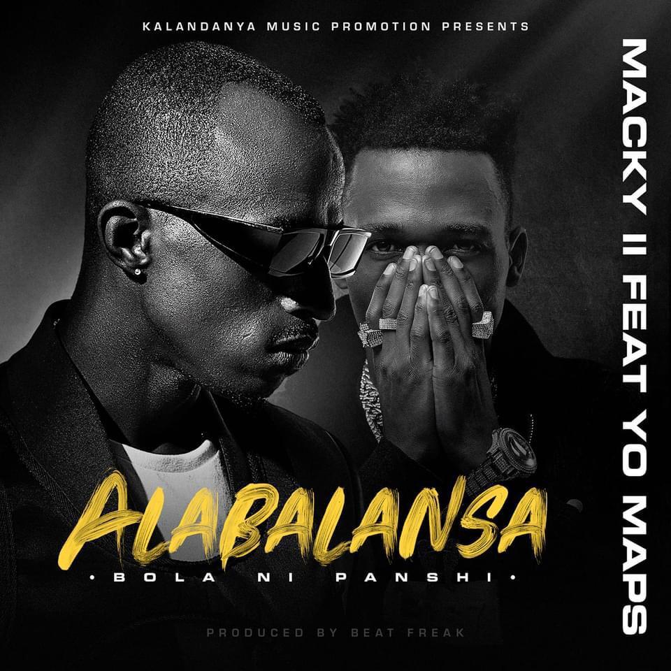Macky 2 ft. Yo Maps - Alabalansa