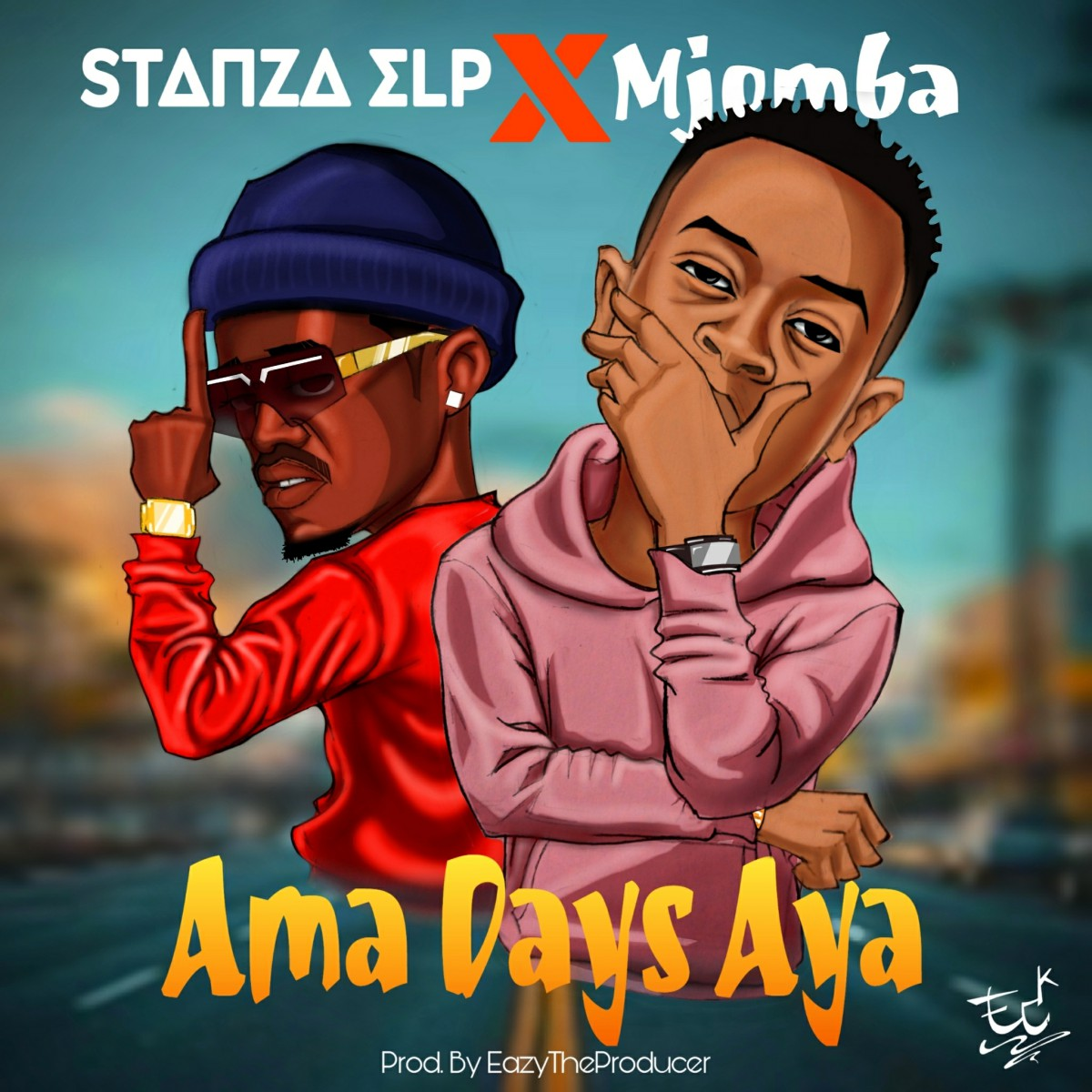 Stanza Elp ft. Mjomba - Ama Days Aya