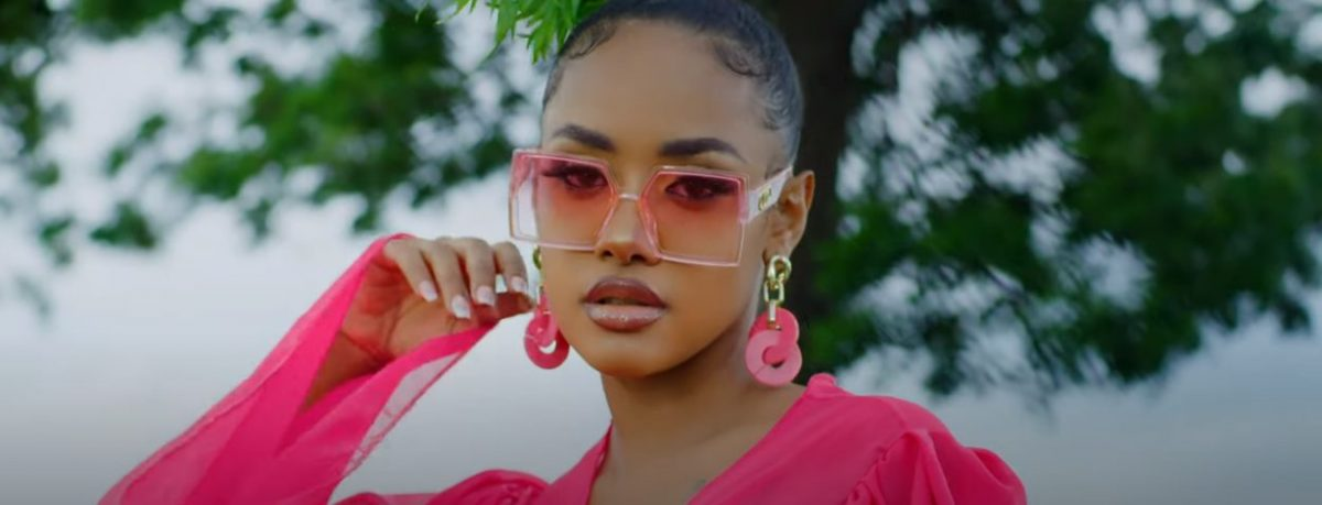 Tanasha Donna X Khaligraph Jones X Motif - Kalypso (Official Video)