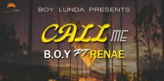 B.O.Y ft. Renae - Call Me