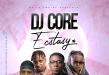 DJ Core ft. T-Sean, Kas D'Troy & Camstar - Ecstasy