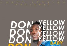 Don Kaspa ft. Elpee - Yellow Baby (Prod. Poqpine)