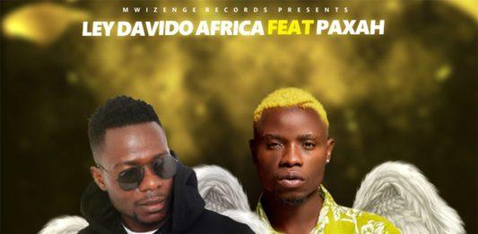 Ley Davido Africa ft. Paxah - Mungeli Wanga