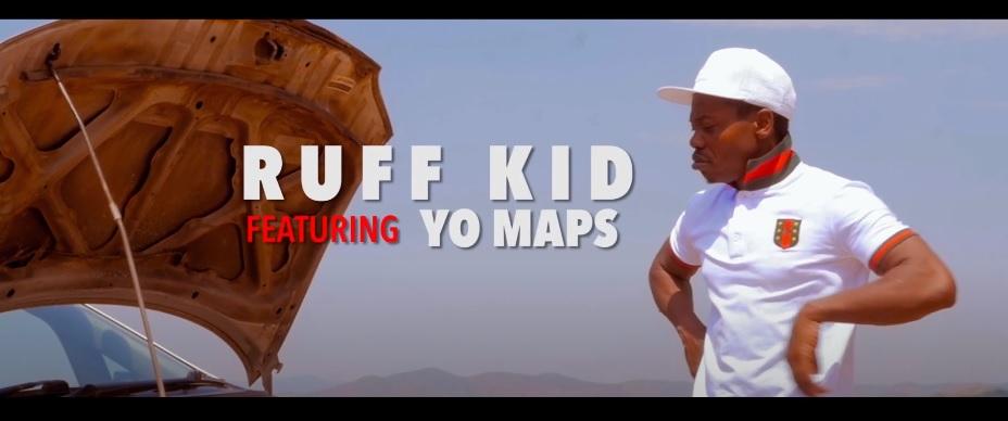 Ruff Kid ft. Yo Maps - Nalondola (Official Video)