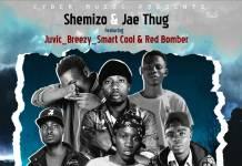Shemizo & Jae Thug ft. Juvic, Breezy, Smart Cool & Red Bomber - Ba Kembo