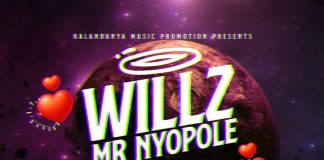 Willz Mr Nyopole - Sininga Kuleke