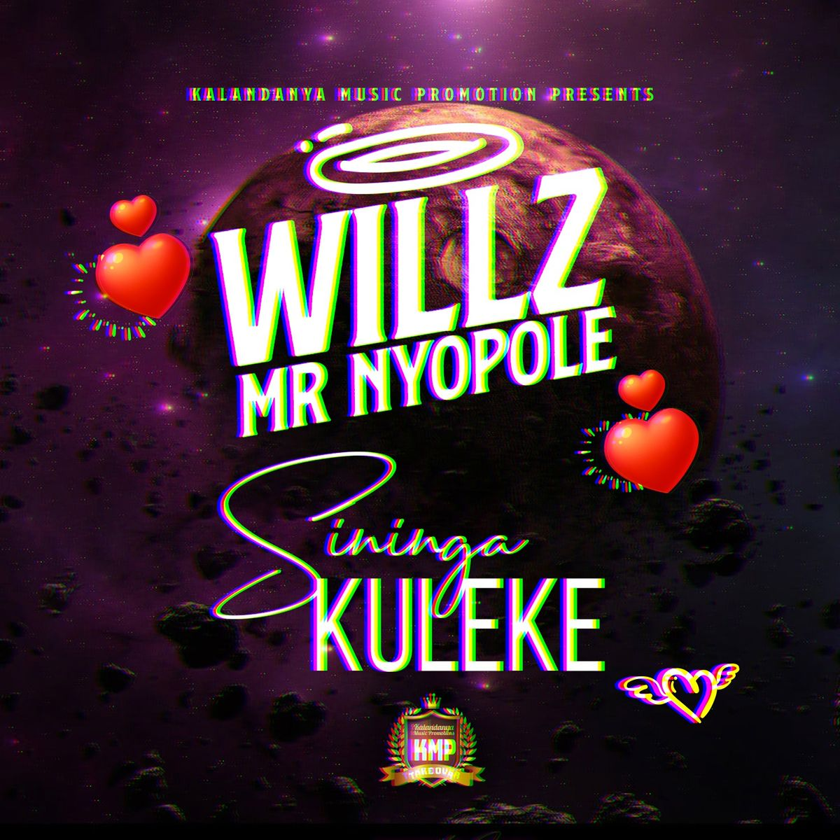 Willz Mr Nyopole - Sininga Kuleke