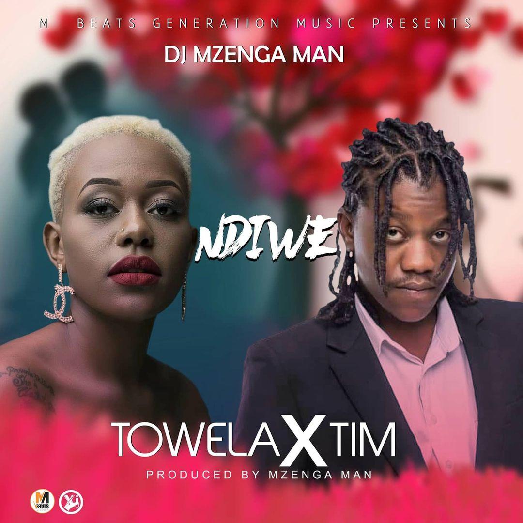 DJ Mzenga Man ft. TIM & Towela Kaira - Ndiwe