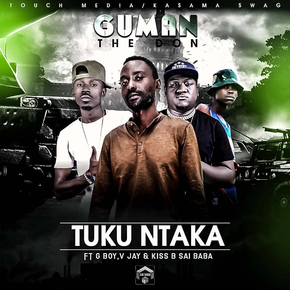Guman ft. Kiss B Sai Baba, Gee Boy & VJ - Tuku Ntaka
