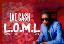 Jae Cash ft. Jazzy Boy & K'Millian - L.O.M.L (Love Of My Life)