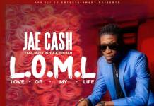 Jae Cash ft Jazzy Boy & K'Millian - L.O.M.L (Love Of My Life)