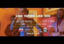 Junior Super & Y Celeb - Like Father Like Son (Official Video)