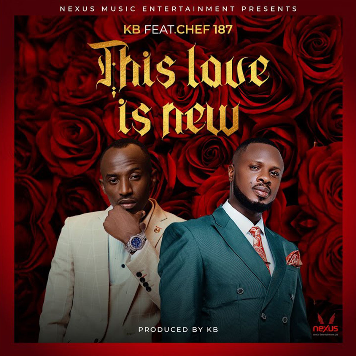 KB ft. Chef 187 - This Love Is New (Official Video)