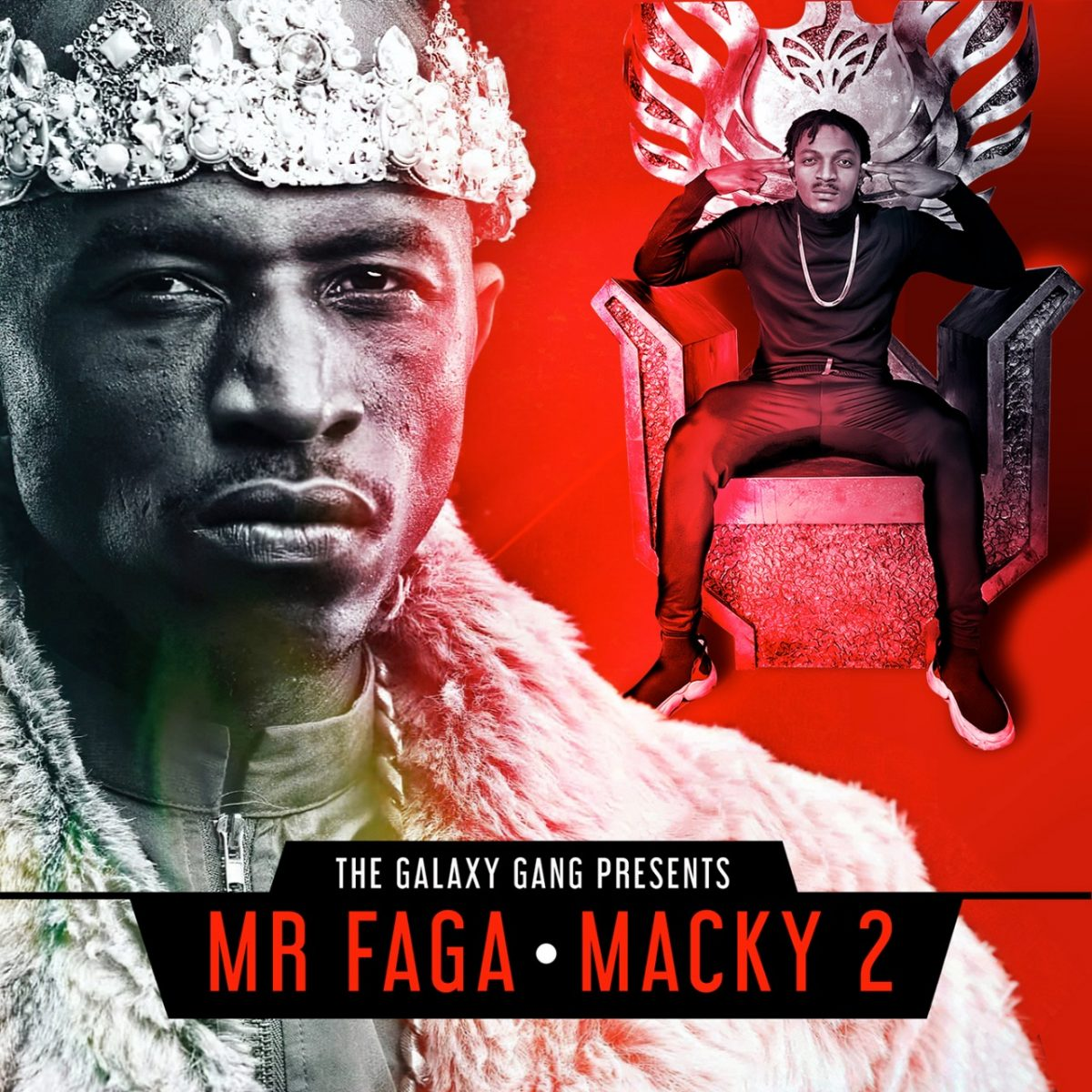 Mr Faga - Macky 2 (Prod. Drew)