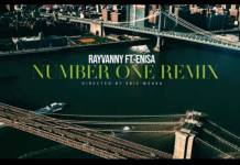 Rayvanny ft. Enisa - Number One Remix (Official Video)