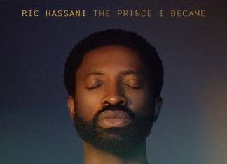 Ric Hassani - The Prince I Became Album Cover