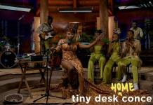 Sampa The Great: Tiny Desk (Home) Concerts
