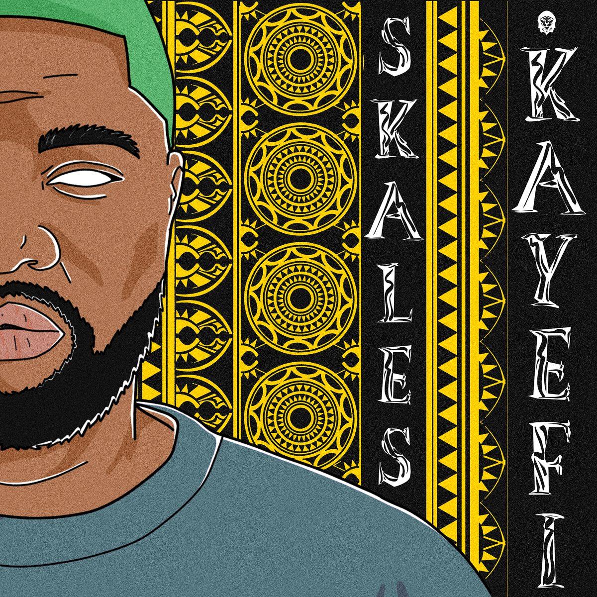 Skales - Kayefi (Prod. Carpenter)