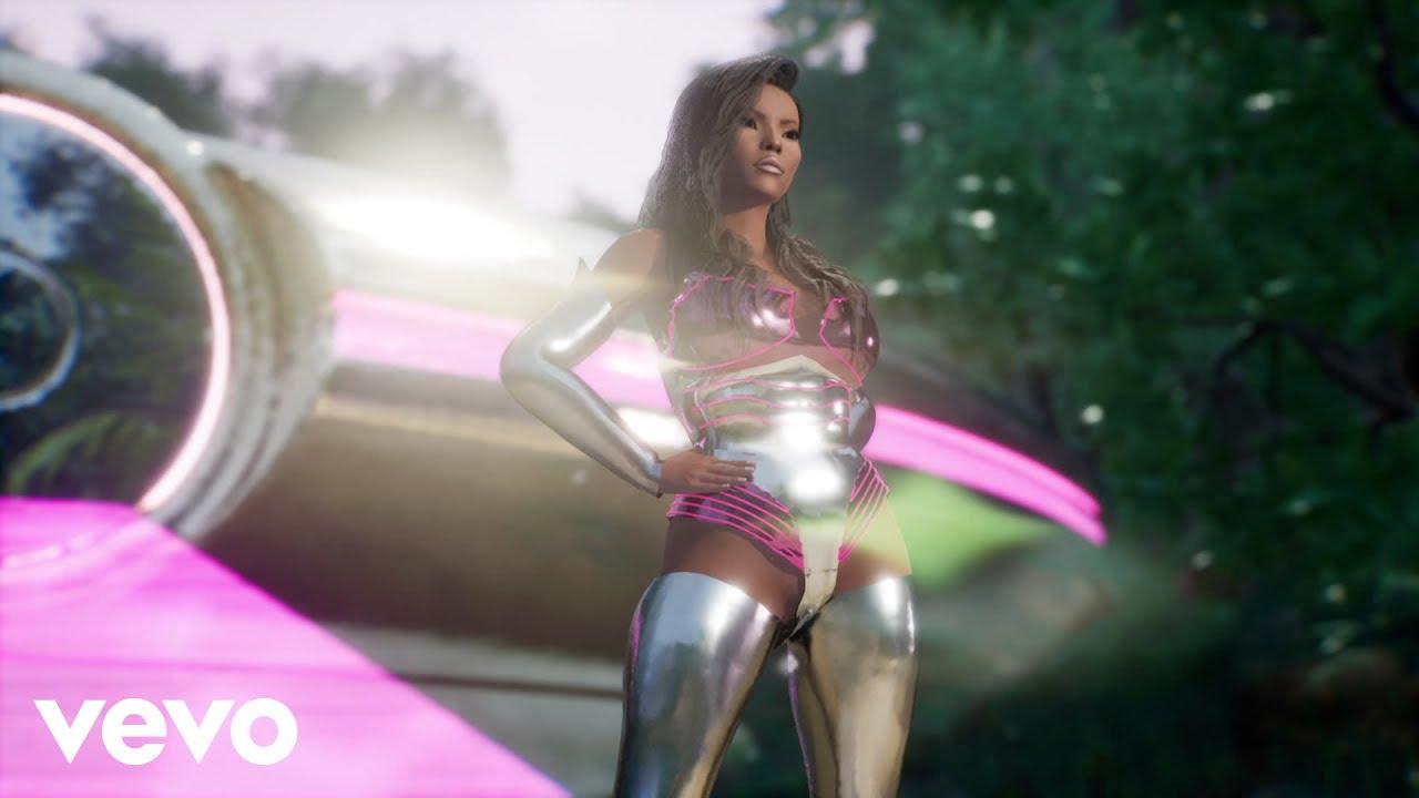 Stefflon Don ft. Tiwa Savage & Rema - Can't Let You Go - Remix