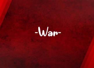 Big Bizzy ft. Neo & Wezi - War (Lyric Video)