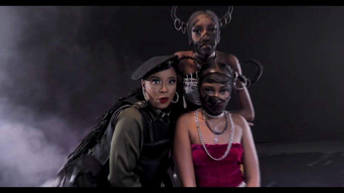 Bombshell Grenade - Lockdown (Official Video)