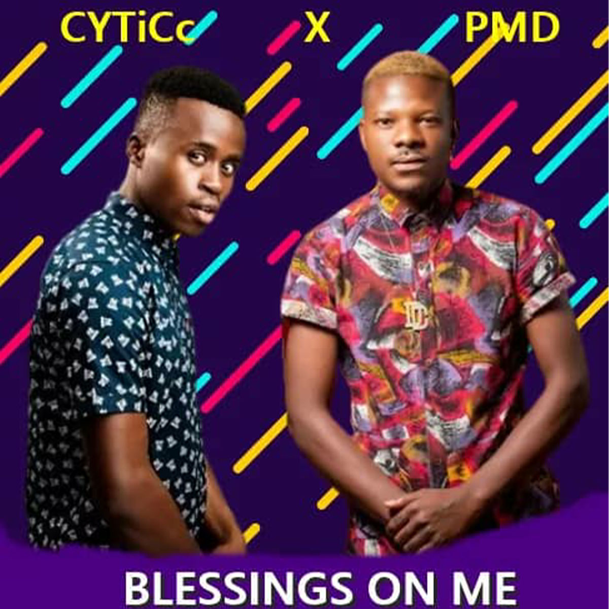 CYTiCc ft. PMD - Ma Blessing Pali Ine
