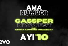 Cassper Nyovest ft. Abidoza, Kammu Dee, LuuDaDeejay - Ama Number Ayi '10