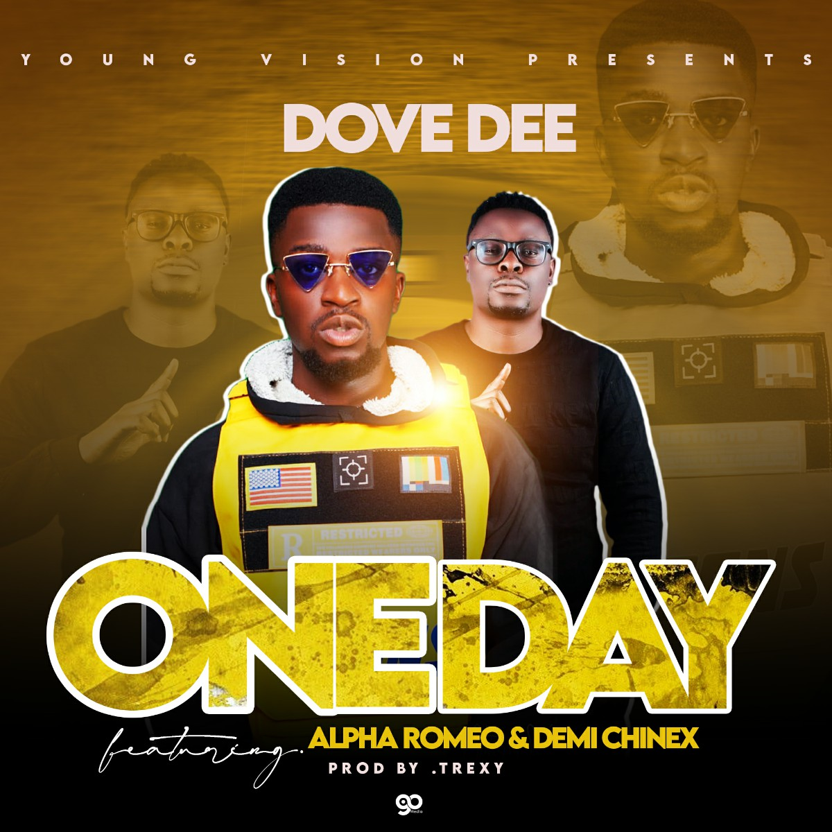 Dove Dee ft. Alpha Romeo & Demi Chinex - One Day