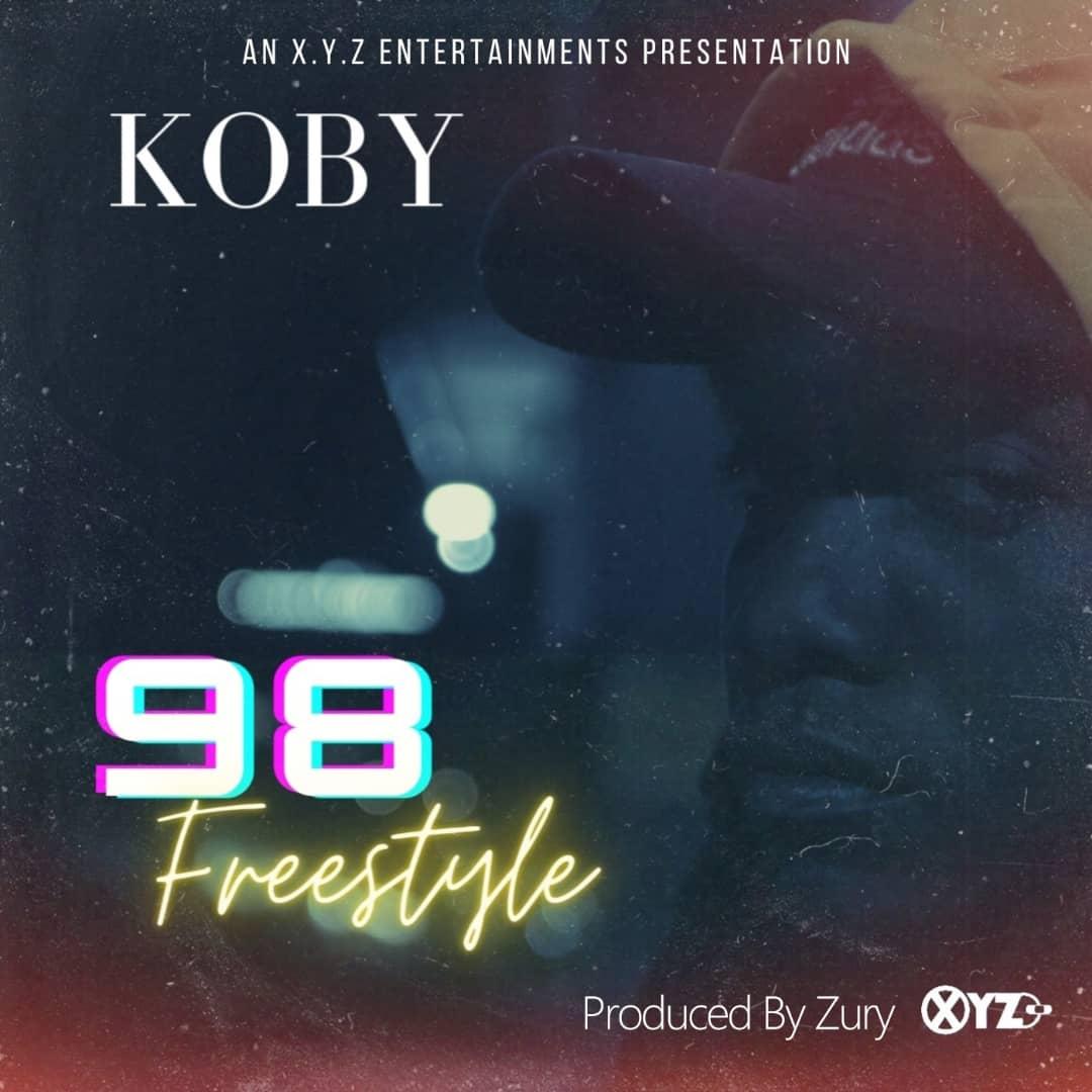 KOBY - '98 Freestyle (Prod. Zury)