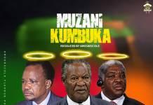 Kabwe ft. Cap10 Jay - Muzani Kumbuka