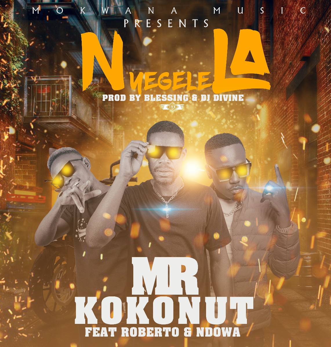 Mr Kokonut ft. Roberto & Ndowa - Nyengelela