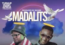 Mwana Wakwitu ft. Cidhat - Madalitso