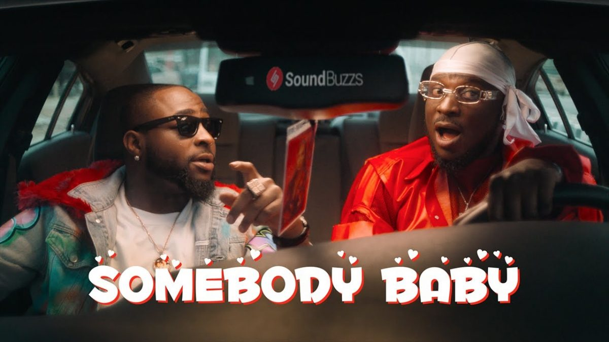 Peruzzi ft. Davido - Somebody Baby (Official Video)