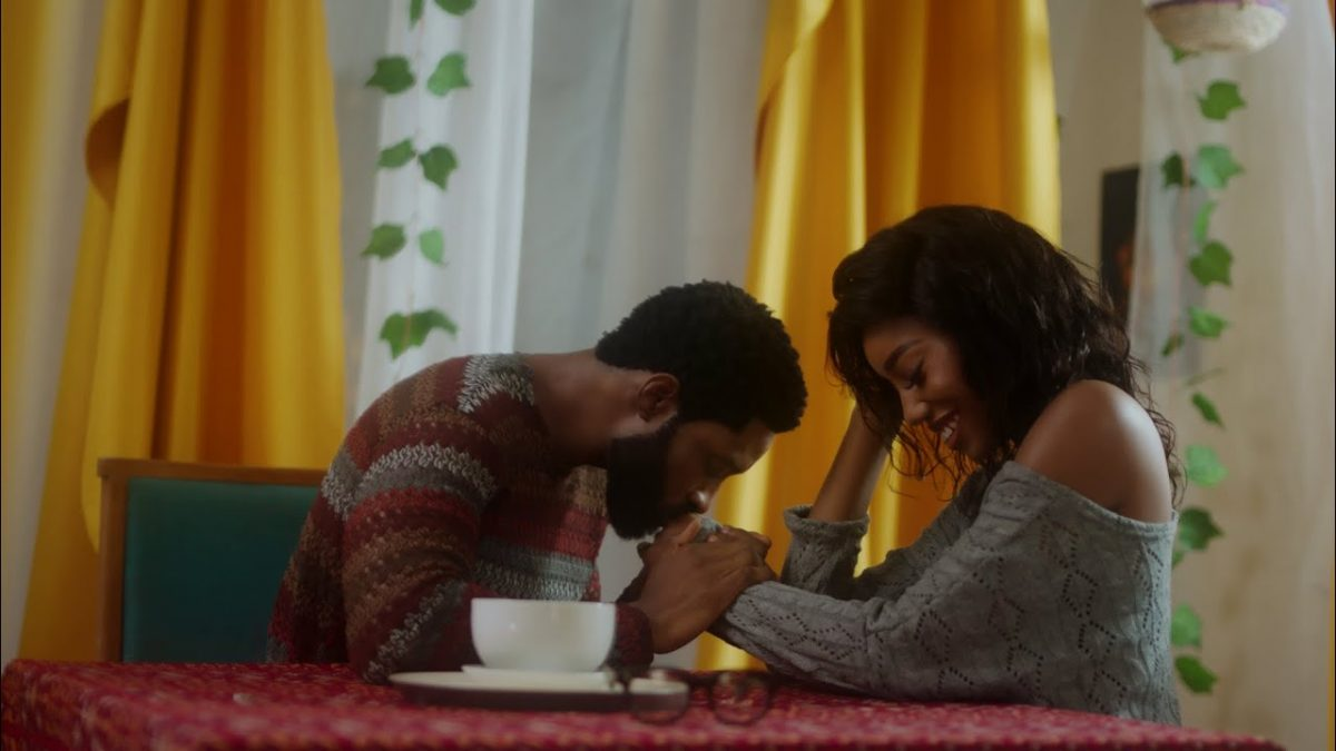 Ric Hassani - Everything (Official Video)