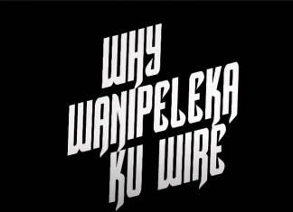 Slapdee ft. Natasha Chansa - Ku Wire (Lyric Video)