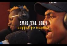 Smaq ft. Jorzi - Letter to Mzenga