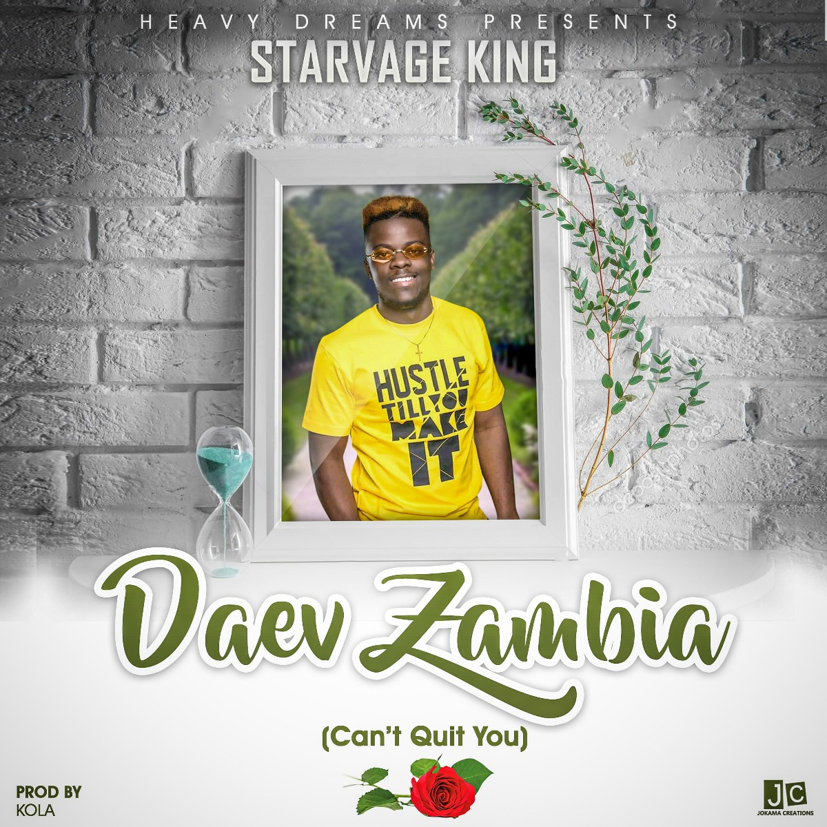 Starvage King - Can't Quit You (Tribute To Daev)