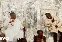 Vector & M.I. Abaga ft. Pheelz - Crown Of Clay (Official Video)