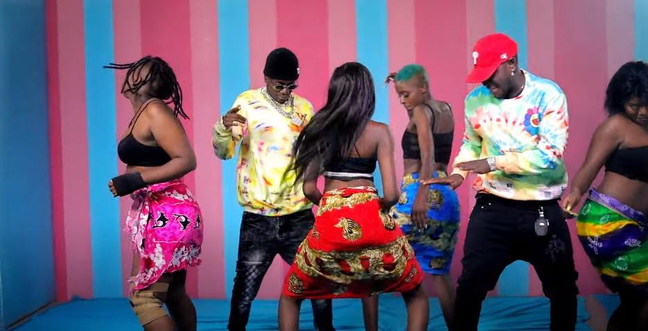 Dope Boys ft. Drifta Trek - Kalaininina Akene (Official Video)