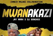 Jay Mark X DJ Bonchox - Mwanakazi (Prod. Professor)